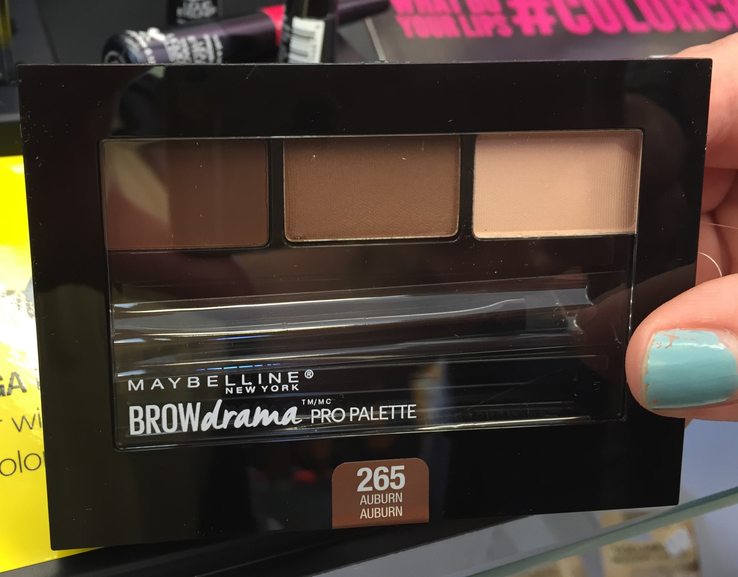 Maybelline Browdrama Pro Palette Review I Dream In Beauty